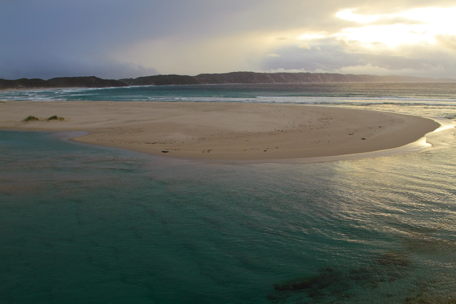 Nornalup Inlet Mouth 2AM-112671_7D