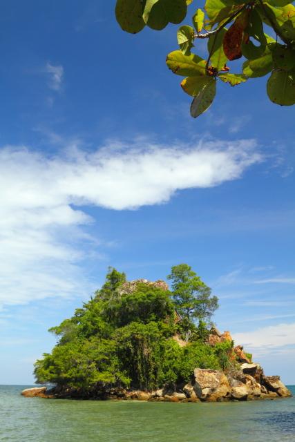 Palau Rusukan Kecil - Malaysia 2AM-116996_7D