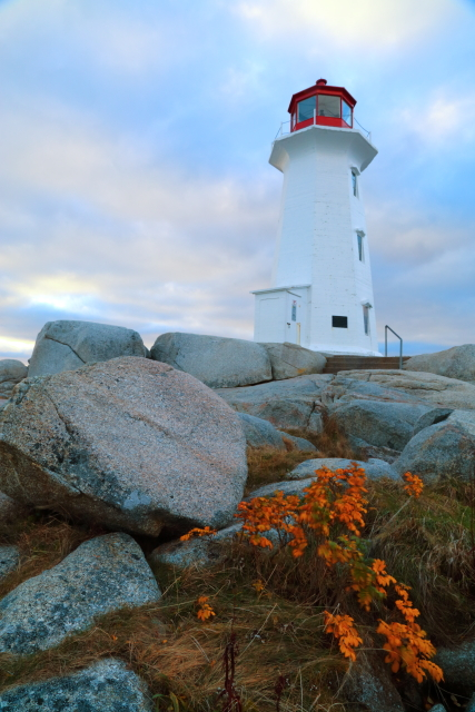 Peggy's Cove 2AM-001474