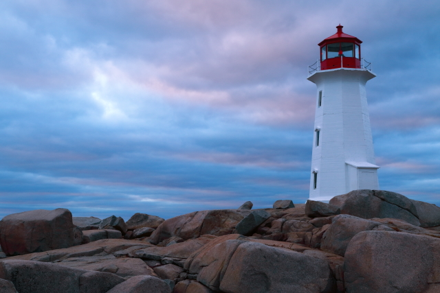 Peggy's Cove 2AM-001485