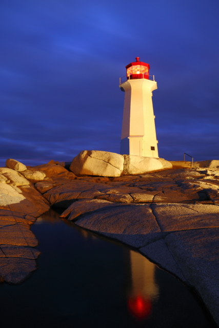Peggy's Cove 2AM-001515