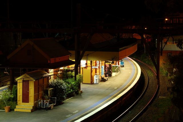 Katoomba Railway Station 2AM-008223