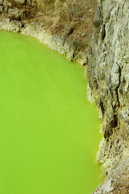 Devils Bath - Waiotapu 2AM-000325