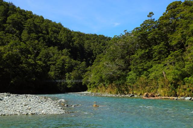 Makarora River 2AM-000930. ©Andrew McInnes