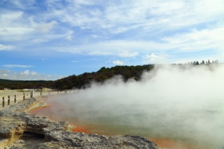 The Champagne Pool - Waiotapu 2AM-000124