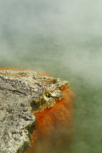 The Champagne Pool - Waiotapu 2AM-000138