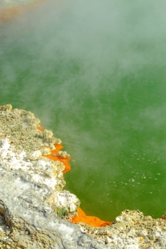 The Champagne Pool - Waiotapu 2AM-000141