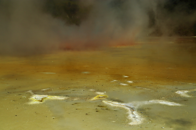 The Champagne Pool - Waiotapu 2AM-000185