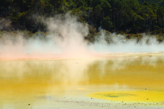 The Champagne Pool - Waiotapu 2AM-000281