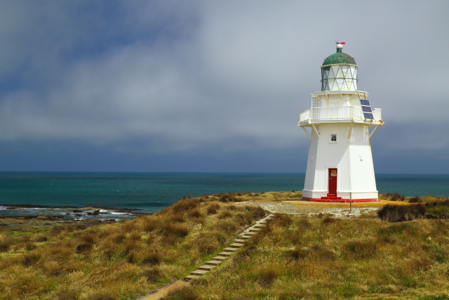 Waipapa Point Lighthouse 2AM-000611