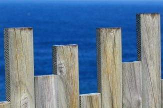Wooden Fence 2AM-004690. ©Andrew McInnes